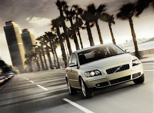 volvo轿车将按原计划在国内投产,生产方为长安福特,生产车型首高清图片