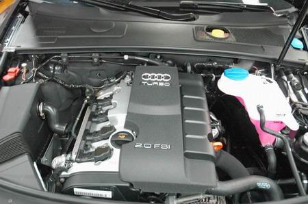 全新奥迪A6L发动机图片-奥迪A6L再出三款新车 2.0T售价34.68万起高清图片