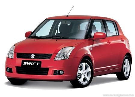 长安铃木SWIFT雨燕-雨燕1.3自动档借成都车展上市 价格下月公布高清图片