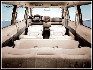 新款阁瑞斯配备了2.7升排量四缸丰田发动机的阁瑞斯,最高车高清图片