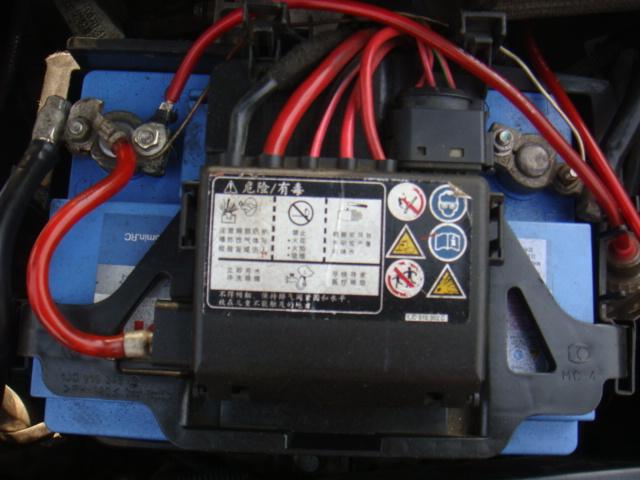 重装上阵 有道 方可/这么多辅助配件,肯定要更换一块原装进口的蓄电池,保证足够的...
