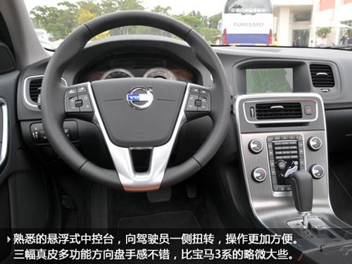 激情由我 新浪汽车海外试驾全新沃尔沃S60 3高清图片