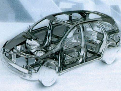 汽车车架图片
