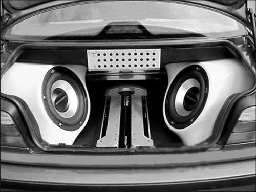 控制汽车喇叭接线图