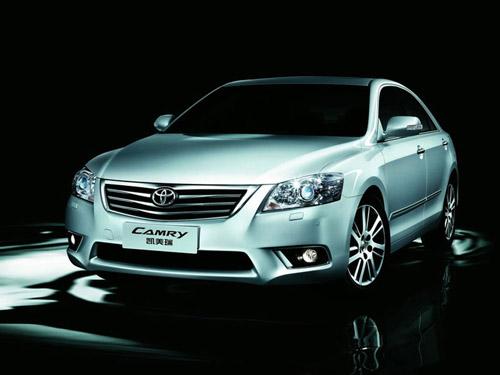 广汽丰田凯美瑞如今已是第六代产