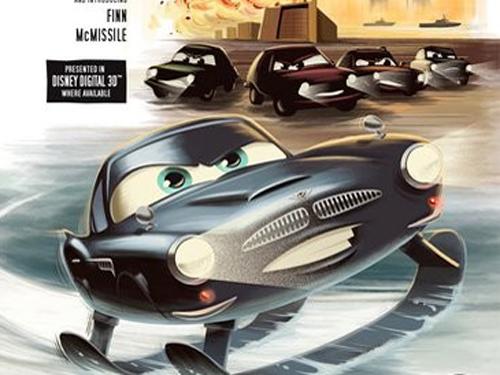 即将上映 聊聊 汽车总动员2 的那些车高清图片