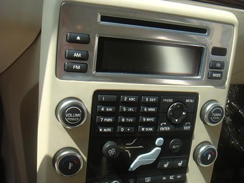 沃尔沃xc60空调系统电路图