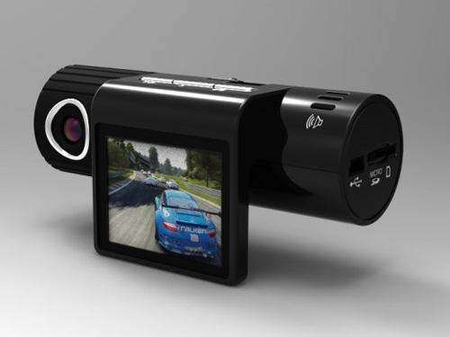 汽车监控重点在于行车记录仪